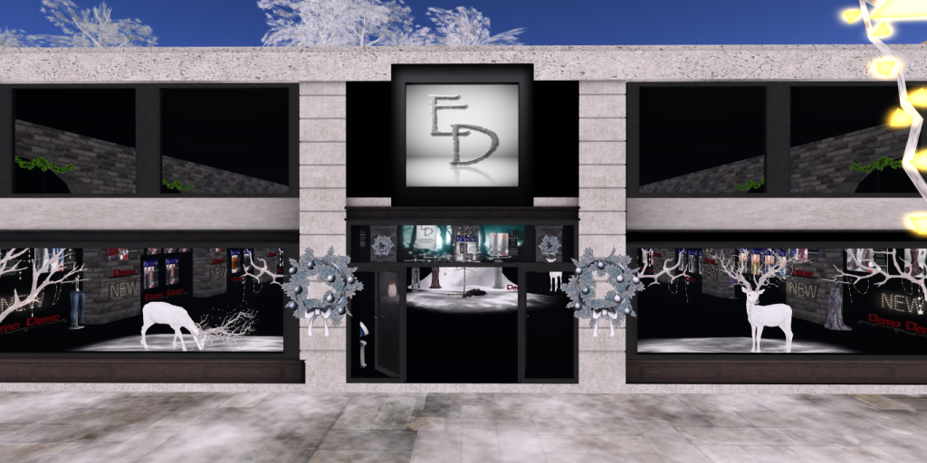 SecondLife   Enticing Second Life